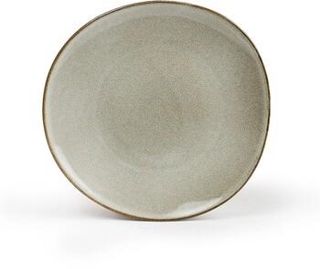"""Mason Side Plate D19cm /H2cm D8.5"""" / H0.8"""" - Pier"""