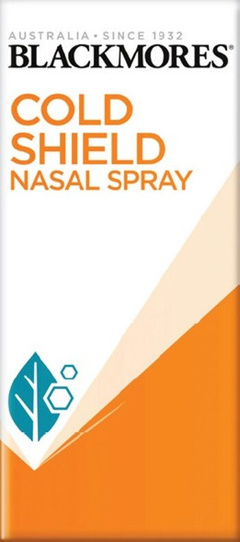 NEW Blackmores Cold Shield Nasal Spray 200 Doses