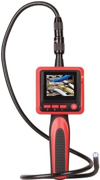 "Inspection Camera with 2.4"" LCD"