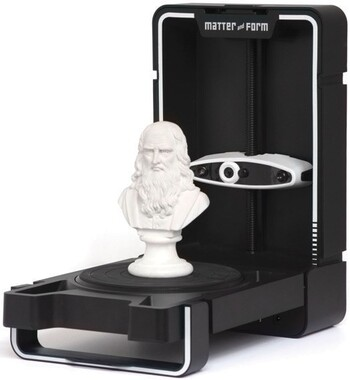 Desktop 3D Scanner V2 with Software