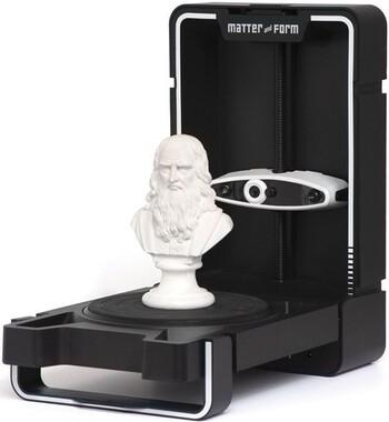 Desktop 3D Scanner V2 with Software