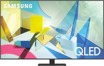 "Samsung 85"" Q80T 4K UHD Smart QLED TV"