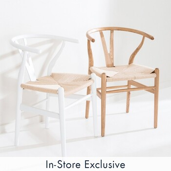 Replica Wishbone Chair by M.U.S.E.