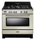 DeLonghi-DEFV908CR-90cm-Vintage-Cooker Sale