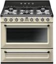 Smeg-90cm-Duel-Fuel-Freestanding-Cooker-TRA90P9 Sale