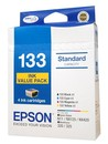 Epson-T133692-DuraBrite-Ultra-Ink-Cartridge-Value-Pack Sale