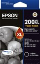 Epson-200XL-High-Capacity-DURABrite-Ultra-Twin-Black-Ink-Cartridge Sale