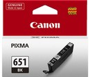 Canon-CLI651BK-Black-Ink-Cartridge Sale