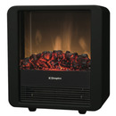 1500W-Mini-Cube-Blk-Flame-Effect-Heater Sale