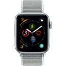 Watch-Series-4-GPS-40mm-Silver-Aluminium-Case-with-Seashell-Sport-Loop Sale