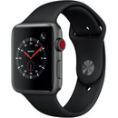 Watch-Series-3-GPS-Cellular-42mm-Space-Grey-Aluminium-Case-with-Black-Sports-Band Sale