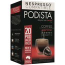 Supremo-Coffee-Pods-20pk Sale