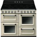 110cm-Victoria-Induction-Freestanding-Cooker-Cream Sale
