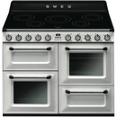 110cm-Victoria-Induction-Freestanding-Cooker-White Sale