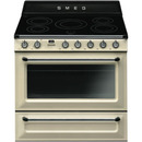 90cm-Victoria-Induction-Freestanding-Cooker-Cream Sale