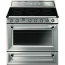 90cm-Induction-Freestanding-Upright-Cooker-SS Sale