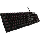 G413-Backlit-Mechanical-Keyboard-Carbon-Black- Sale