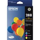 288-4-Colour-Ink-Pack Sale