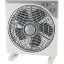 30cm-WhiteGrey-Box-Fan Sale