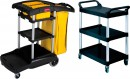 Rubbermaid-Janitor-Utility-Carts Sale