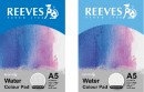 Reeves-Textured-Water-Colour-Pads Sale