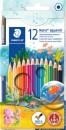 STAEDTLER-Noris-Club-Aquarell-Watercolour-Pencils Sale