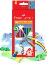 Faber-Castell-Grip-Colour-Triangular-Pencils Sale