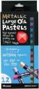 MICADOR-Metallic-Oil-Pastels Sale