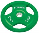 Torros-Olympic-Weight-10kg-Plate Sale
