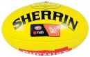 Sherrin-AFLW-Replica-Supporter-Ball-Yellow Sale