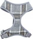 Harmony-Grey-Check-Dog-Harness Sale