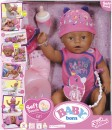 Baby-Born-43cm-Soft-Touch-Brown-Eye-Girl Sale