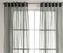 Mineral-Sheer-Curtain-in-Charcoal-140x230cm Sale
