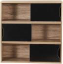 Zayne-6-Shelf-3-Door-Unit Sale