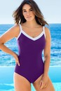 Quayside-Woman-Sports-Swimsuit Sale