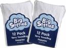 Big-Softies-White-Cloth-Nappies Sale