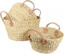 Stash-Baskets-Set-of-3-37x24cm-30x21cm-24x16cm Sale