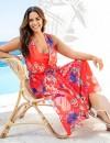 Sara-Sleeveless-Wrap-Dress Sale
