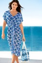 Capture-Swimwear-Mesh-Kaftan Sale