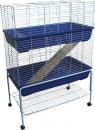 Bono-Fido-Double-Storey-Rabbit-Cage-with-Stand Sale