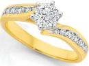 18ct-Gold-Diamond-Ring Sale