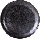 Earth-Dinner-Plate-D27.5-H3cm-D10.8-H1.2-Black Sale