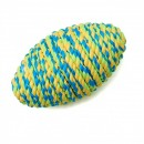 Leaps-Bounds-Rope-Wrap-Rugby-Ball-Dog-Toy Sale