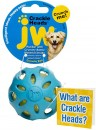 JW-Crackle-Heads-Rubber-Ball-Dog-Toy-Small Sale