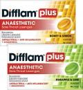 Difflam-Plus-Anaesthetic-Sore-Throat-16-Lozenges-Range Sale
