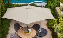 2.85m-Steel-Cantilever-Umbrella Sale