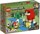 LEGO-Minecraft-The-Wool-Farm-21153 Sale