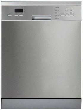 DeLonghi-DEDW645S-60cm-Freestanding-Dishwasher on sale