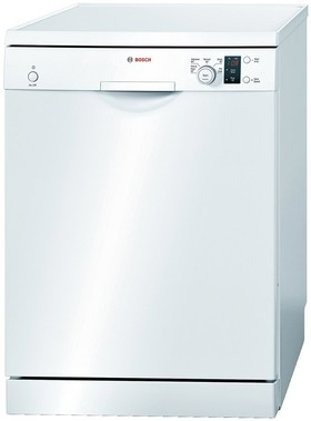 Bosch-Serie-4-SMS50E32AU-Freestanding-Dishwasher-White on sale