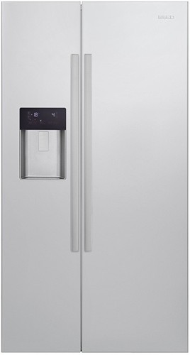 Beko-GN-162320-X-631-L-Side-by-Side-Fridge-Ice-Water on sale
